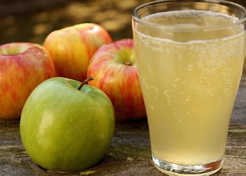 2 самых простых рецепта яблочного кваса