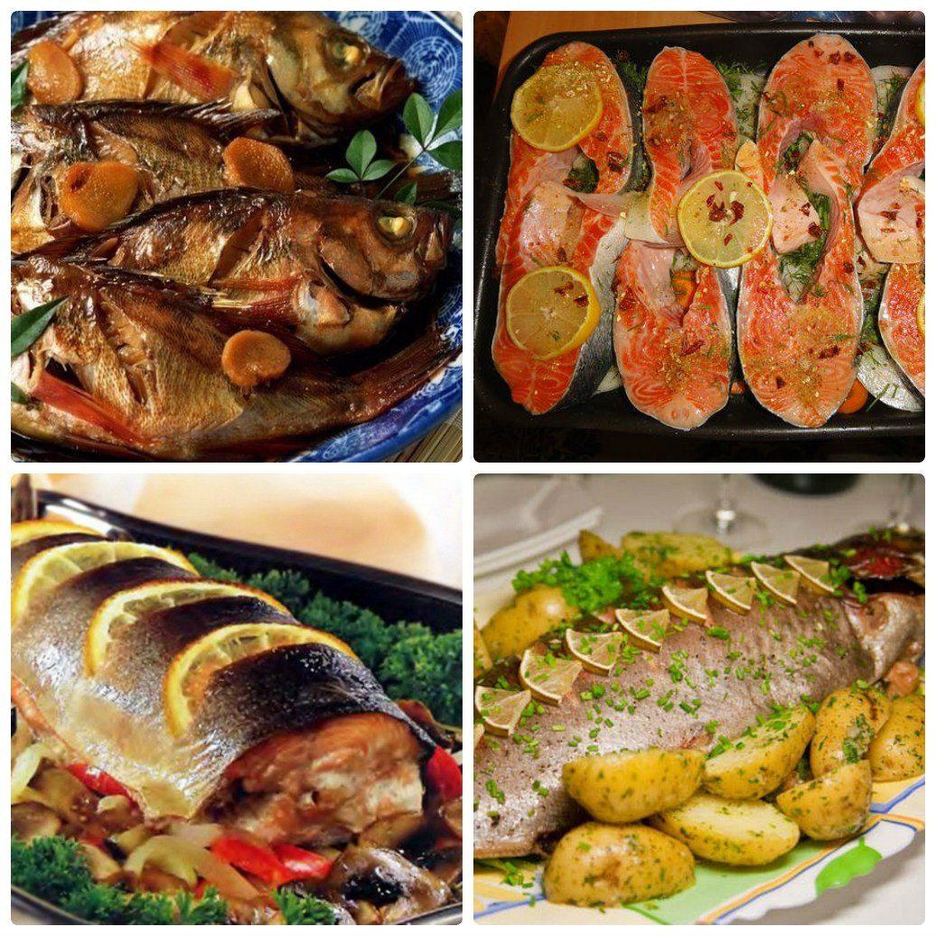 Рыба в духовке - 3 лучших рецепта и пару полезных советов. Вкуснятина, очень рекомендуем