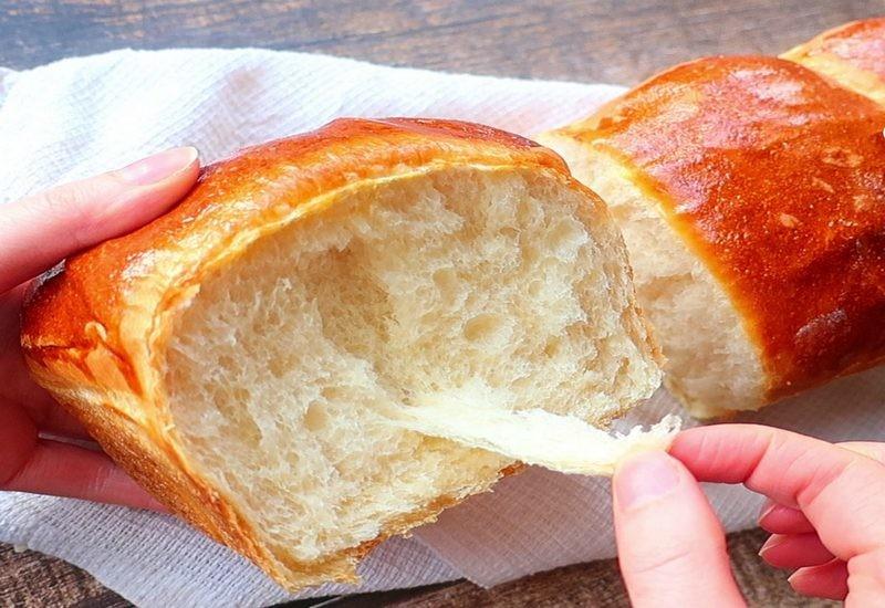 Фантастический пушистый Молочный Хлеб Сказка, сделанная своими руками