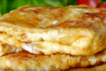Быстрый завтрак за 5 минут — для тех, кому надоела яичница