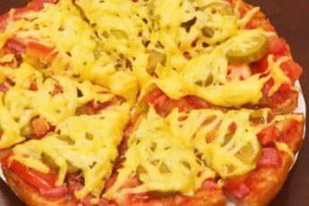 Готовим в мультиварке: вкуснейшая пицца за 5 минут
