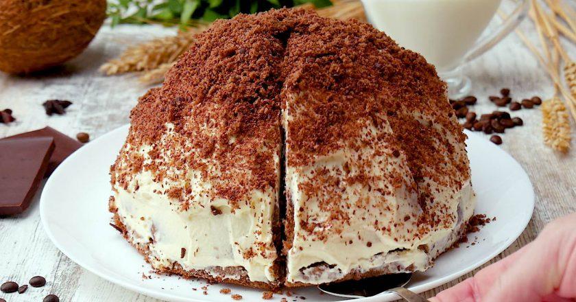 Торт «Высокий купол»: отличная идея для семейного торжества