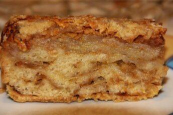 Самый вкусный сыпучий пирог с яблоками. Хит моей свекрови Готовить проще простого!