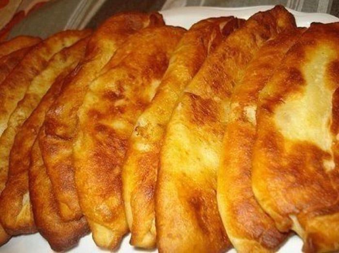 Нежнейшие тонкие пирожки с картошкой, просто тают во рту