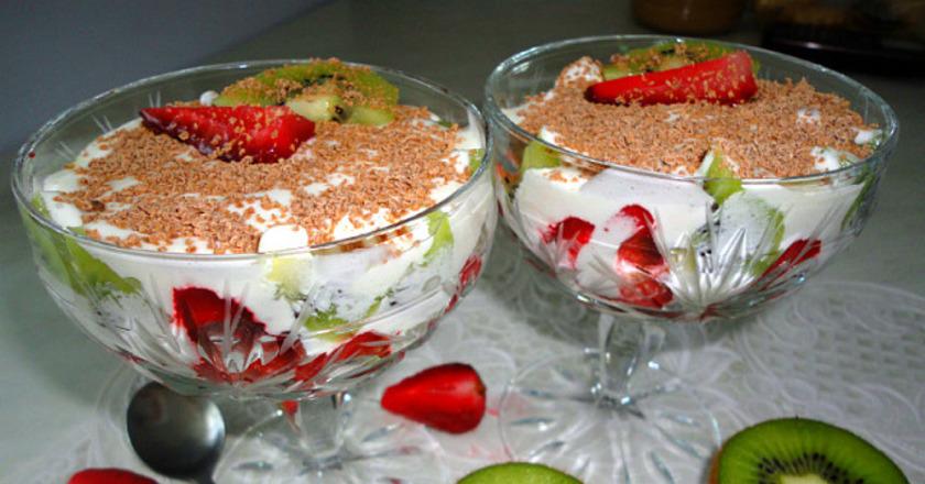 7 летних десертов из холодильника, которые пленят тебя своим невероятным вкусом и подачей