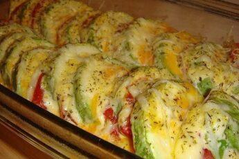 8 блюд из кабачков на любой вкус...