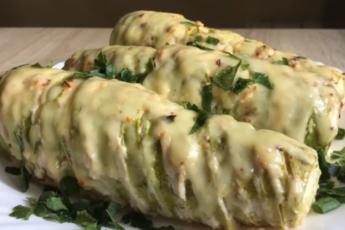 Так кабачки Вы ещё не готовили. Супер рецепт.