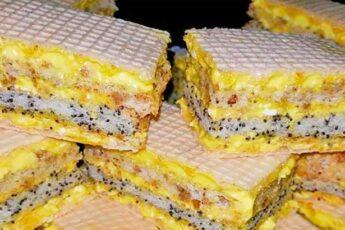 Очень вкусное пирожное «МУРАВЕЙКА». Детки обожают