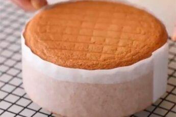 Рецепт классического ВАНИЛЬНОГО бисквита