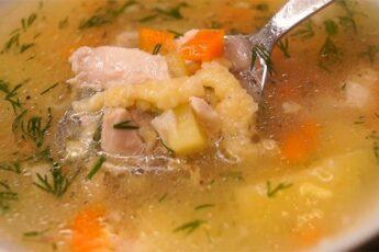 Этот суп будет радовать всю семью! Рецепт приготовления «КРЕСТЬЯНСКОЙ ЗАТИРКИ»