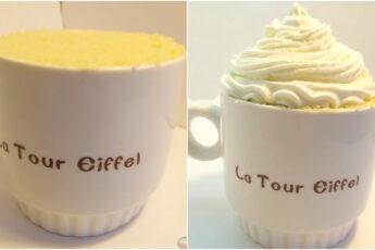 Пирожное «МИНУТКА» в чашке, готовится эта прелесть в микроволновке