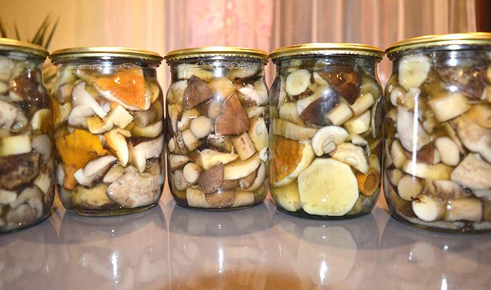 МАРИНАД ДЛЯ ГРИБОВ (Опят, маслят, белых и т. д. ) Такие грибочки даже дети будут кушать ложками! Маринад супер удачный!