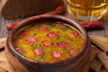 Пивной суп: необычное сочетание продуктов с отменным результатом