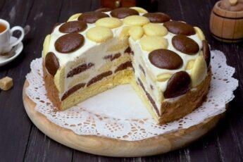 Изумительный торт «Подарок маме»: лучшее для лучших