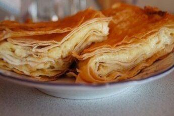 Завтрак за 10 минут: Сырный пирог