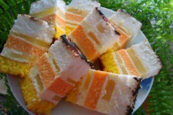 Пирог «Ананасовое чудо»