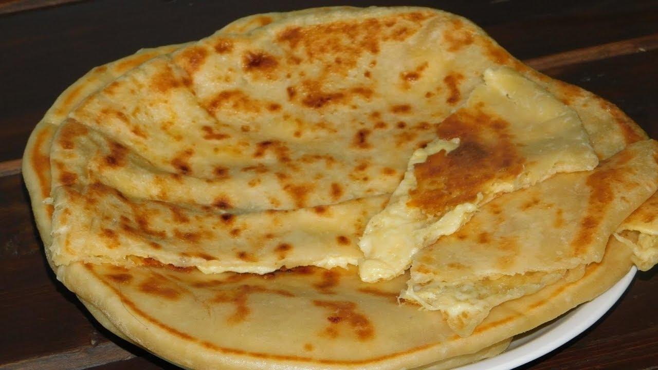 Самый простой и быстрый Хачапури на сковороде.