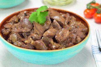 Куриная печень в сладком соусе: пикантный вкус азиатской кухни