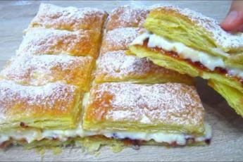 Заменит и пирожное, и торт. Так просто и необыкновенно вкусно!