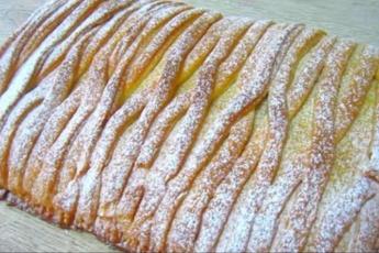 Миллион похвал этому Яблочному пирогу