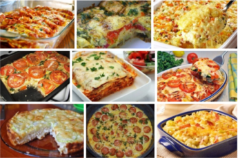 ЗАПЕКАНКИ К УЖИНУ: ТОП-9 ЛУЧШИХ РЕЦЕПТОВ Все от них без ума: выбирай любой и беги готовить