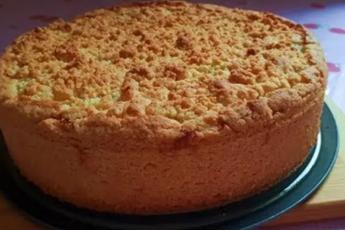 Яблочный пирог Легко и Просто APFELKUCHEN APPLE-PIE