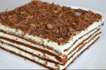 Самый вкусный торт без муки!Покорит всех!