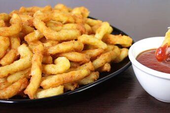 Картофельные палочки с сыром: такую закуску вы еще не пробовали