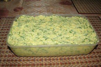 Вкуснейшее «Сырное» масло, которое готовила нам мама в детстве!