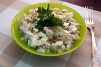 Вкуснейший салат «Латыш» за 10 минут