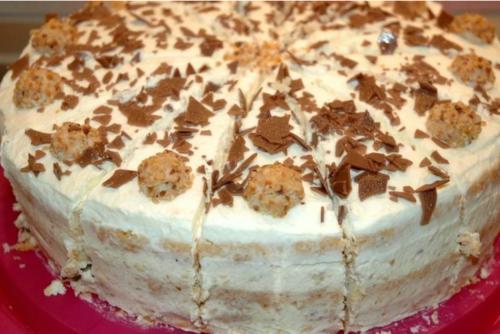 Рецепт торта из «Крестьянки», который перевернул мое предст