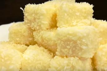 Идеальный Десерт без выпечки из 3-х ингредиентов