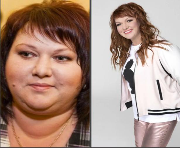 однажды в россии девушка похудела