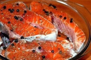 Солим рыбу вкусно! (разную рыбу)