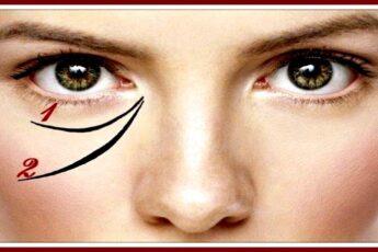 Наношу ЭТУ маску под глаза - НА УТРО НИ ОДНОЙ морщинки!