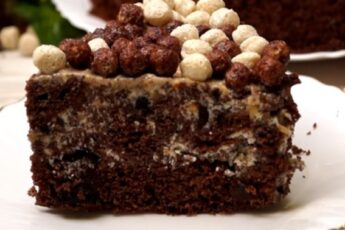 Фантастический торт: все гости просто ахнут
