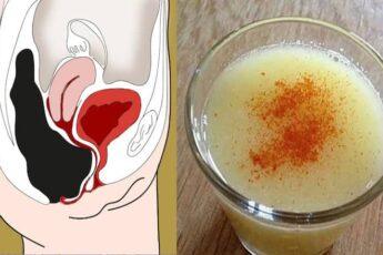 Всего за 15 дней, этот напиток избавит вас от 5-7 кг токсинов!
