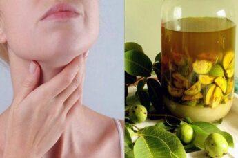 Сохранить щитовидную железу здоровой вам поможет простой рецепт из 2 ингредиентов!
