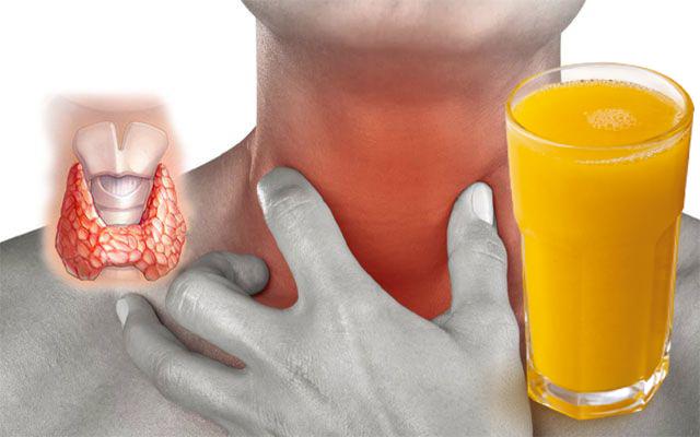 Этот сок – просто спасение для женщин старше 50 лет и для щитовидки!
