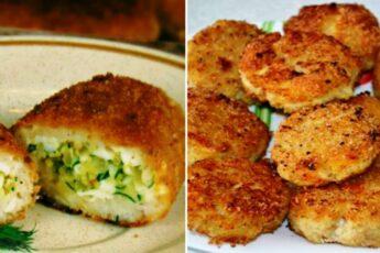 Рецепт оригинальных и вкусных рыбных зраз! Весь секрет в начинке