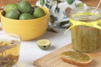 6 рецептов полезного варенья из фейхоа, которое оценит вся семья