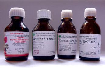 Смешайте несколько аптечных настоек и получите ценный бальзам от 100 болезней
