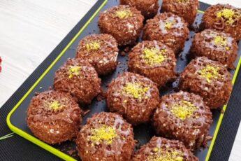 Шоколадные пирожные: нежные как облако