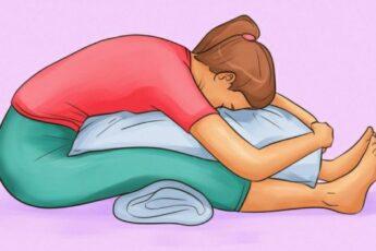 Два простых упражнения для разблокировки седалищного нерва