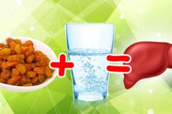 Изюм + вода = благодарная печень. Благодаря этому средству я избавилась от хронической усталости, отеков, недостатков кожи!