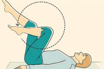 ЗАСТОЙ ЛИМФЫ: Упражнения для нормализации оттока