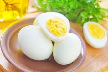 Ешь 3 яйца в день и вот что будет