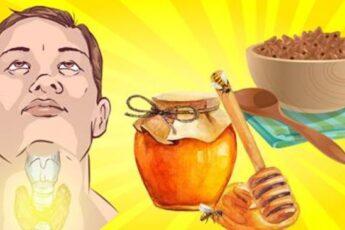 Щитовидная железа как будто заново родилась! Перепробовала все методы, только этот простой рецепт мне помог. Всего три ингредиента.
