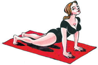 6 самых полезных упражнений для позвоночника