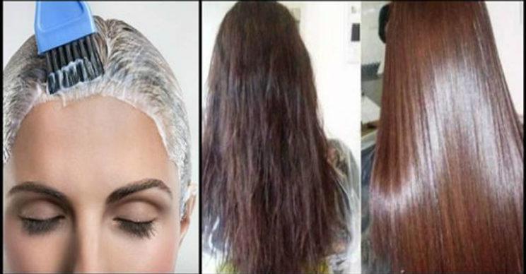 Эта смесь вернет к жизни ваши поврежденные волосы, даже окрашенные.